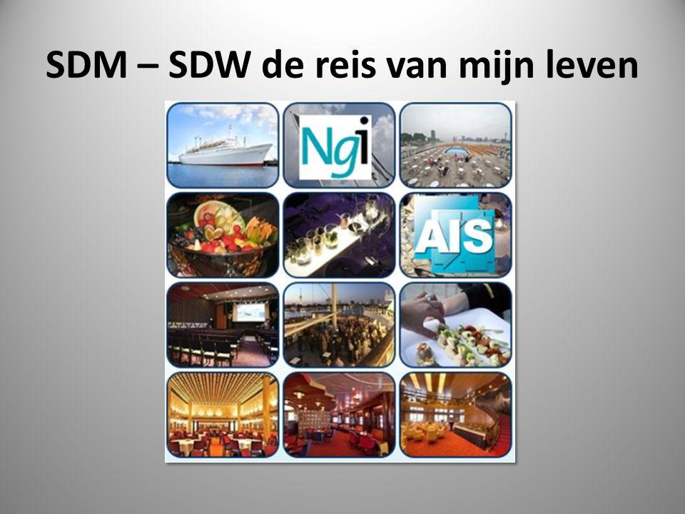 SDM – SDW de reis van mijn leven
