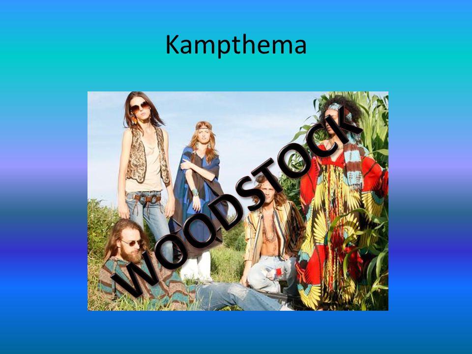 Kampthema WOODSTOCK