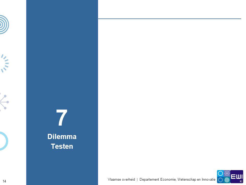 7 Dilemma Testen
