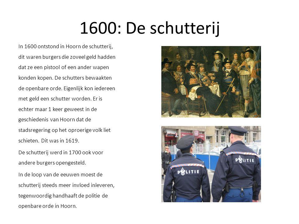 1600: De schutterij