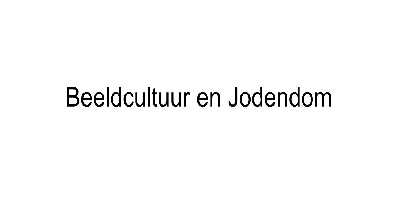 Beeldcultuur en Jodendom