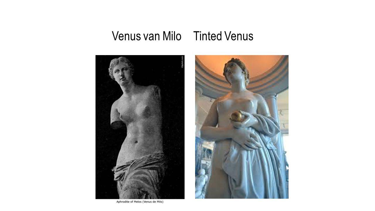 Venus van Milo Tinted Venus