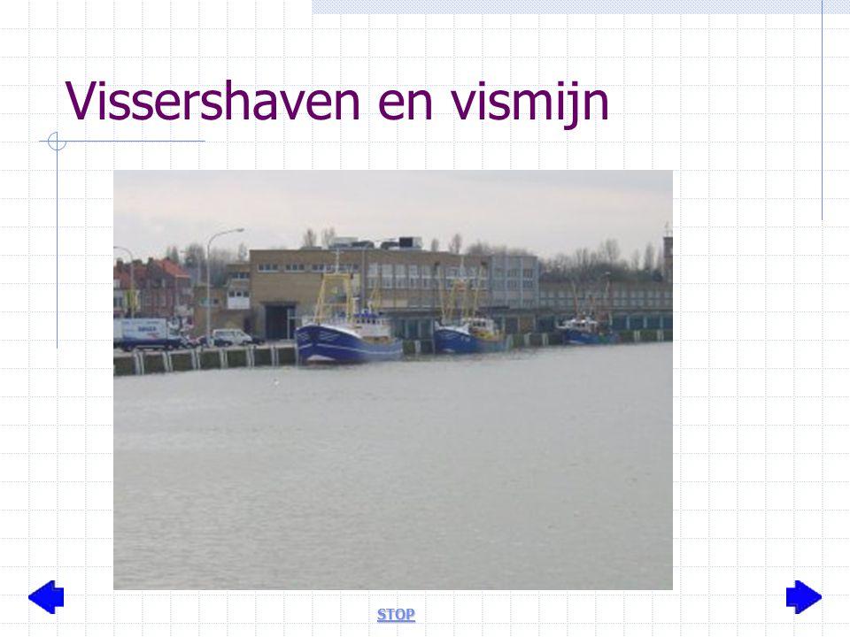 Vissershaven en vismijn