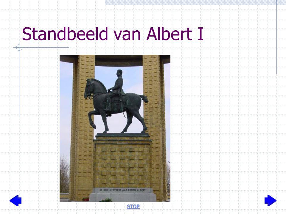 Standbeeld van Albert I