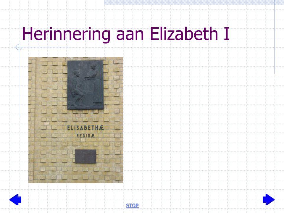 Herinnering aan Elizabeth I