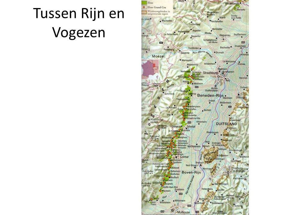 Tussen Rijn en Vogezen