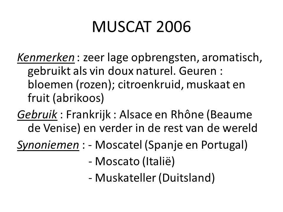MUSCAT 2006