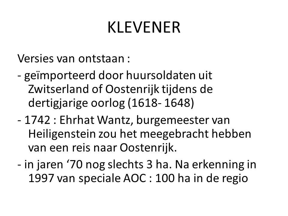KLEVENER