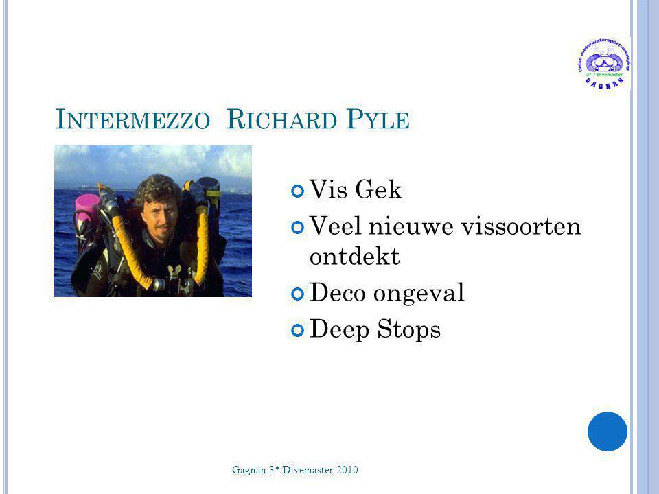 Intermezzo Richard Pyle