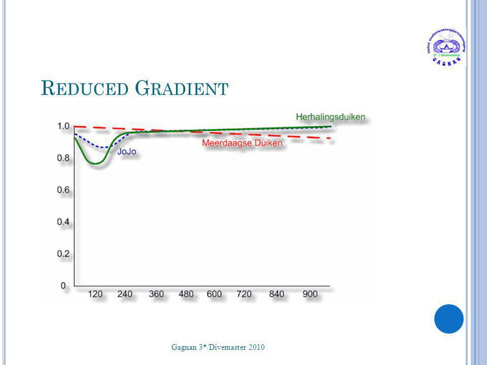Reduced Gradient Gagnan 3*/Divemaster 2010