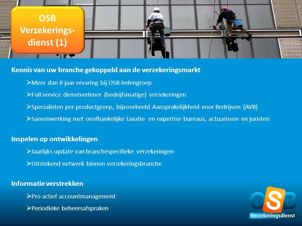 OSB Verzekerings- dienst (1)