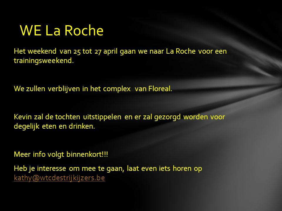 WE La Roche