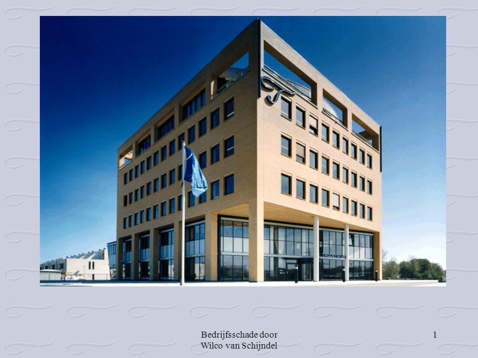 Bedrijfsschade door Wilco van Schijndel