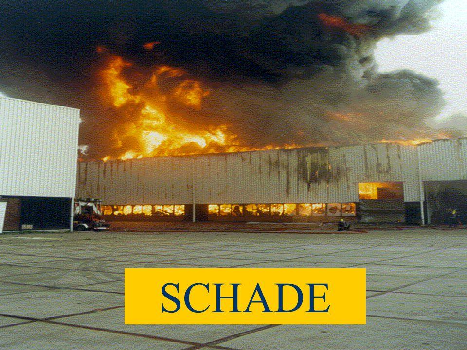 SCHADE Bedrijfsschade door Wilco van Schijndel