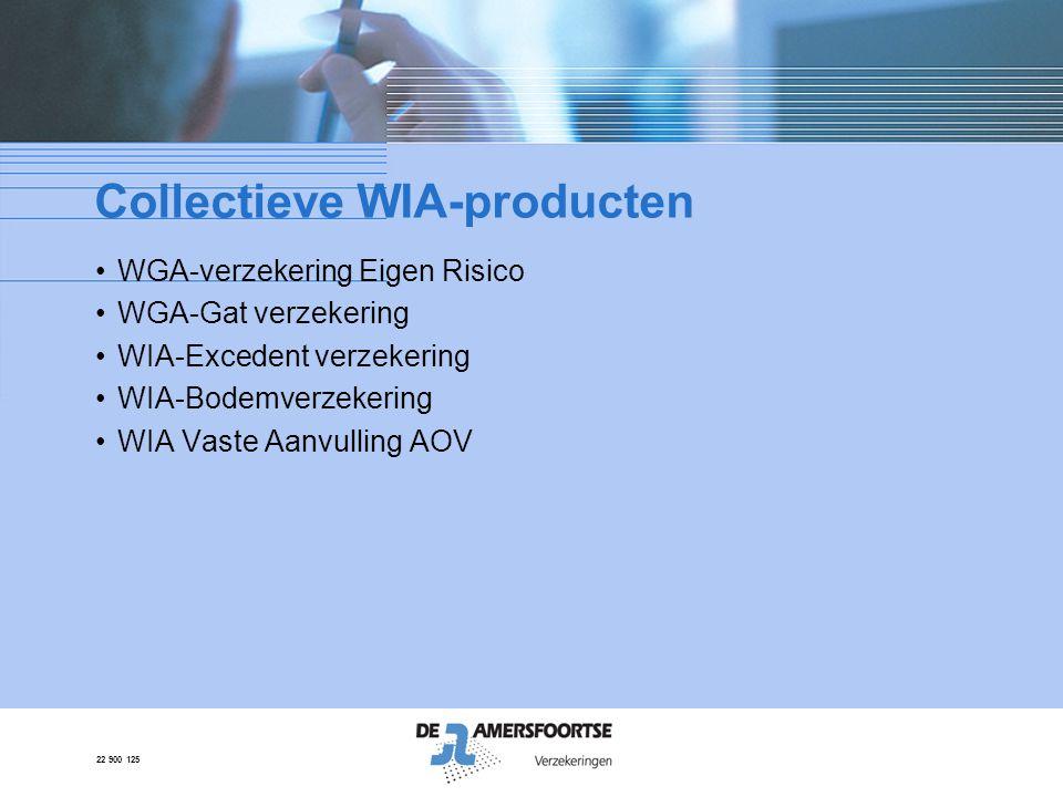 Collectieve WIA-producten