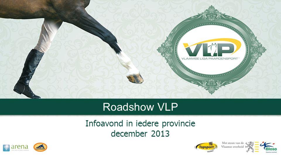 Infoavond in iedere provincie december 2013