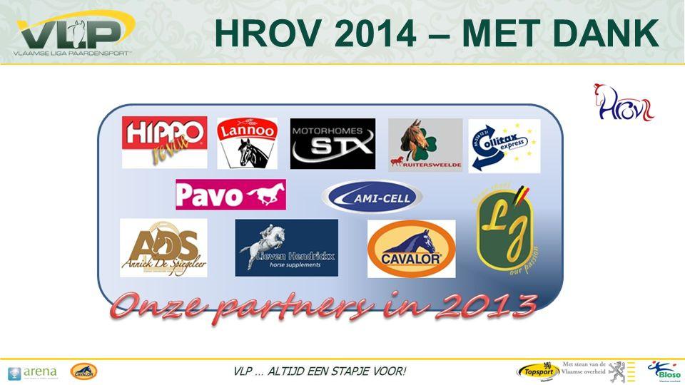 HROV 2014 – MET DANK