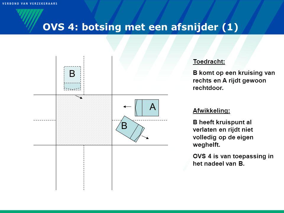 OVS 4: botsing met een afsnijder (1)