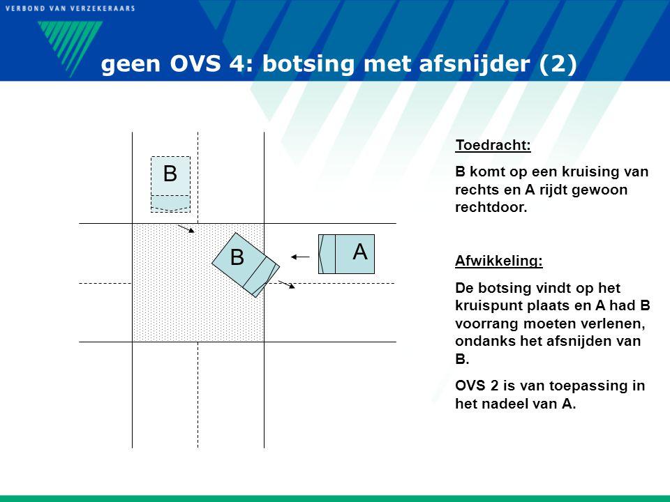 geen OVS 4: botsing met afsnijder (2)