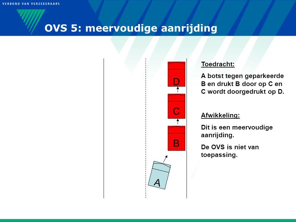 OVS 5: meervoudige aanrijding