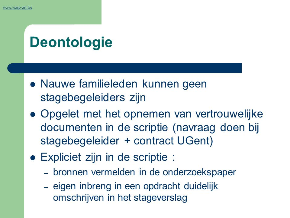 thesis ugent psychologie Impulse is a spin-off of the  doctoral thesis @ ghent university  this test was developed and optimized in close collaboration with the faculty of psychology of.