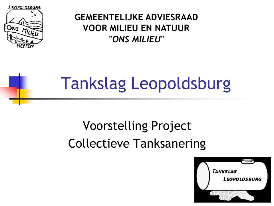 Tankslag Leopoldsburg