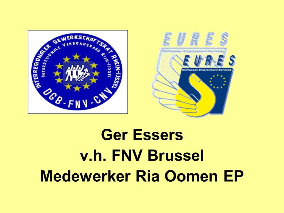 Medewerker Ria Oomen EP