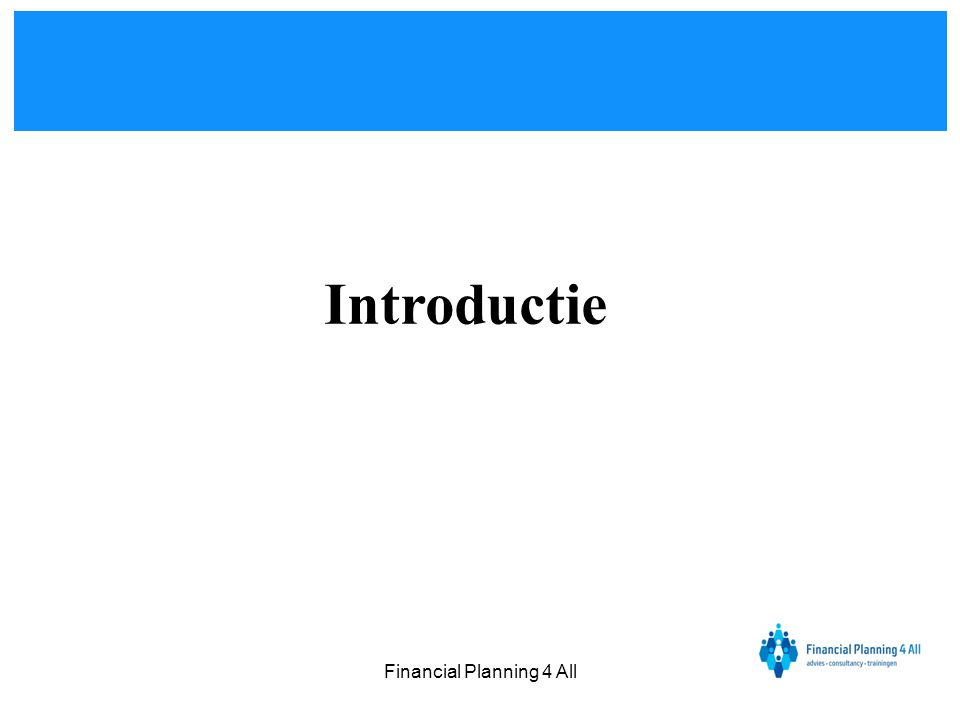 Financial Planning 4 All