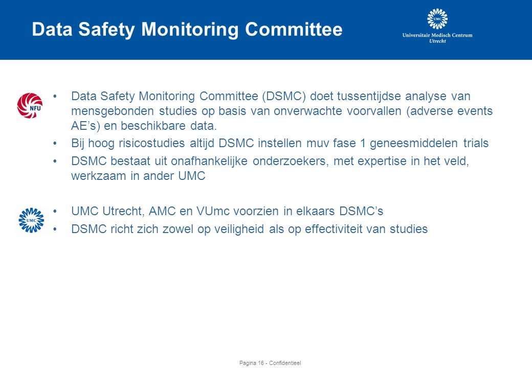 Data Safety Monitoring Committee
