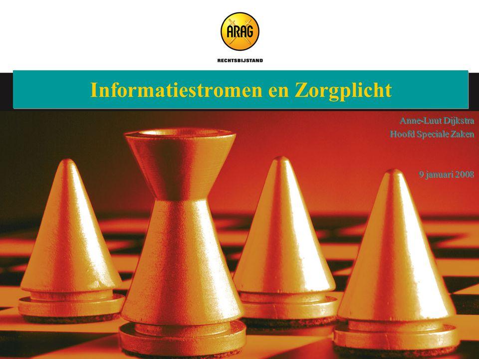 Informatiestromen en Zorgplicht