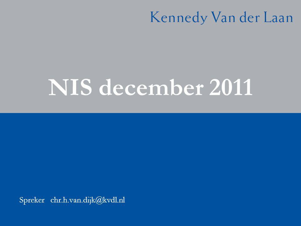 Spreker chr.h.van.dijk@kvdl.nl
