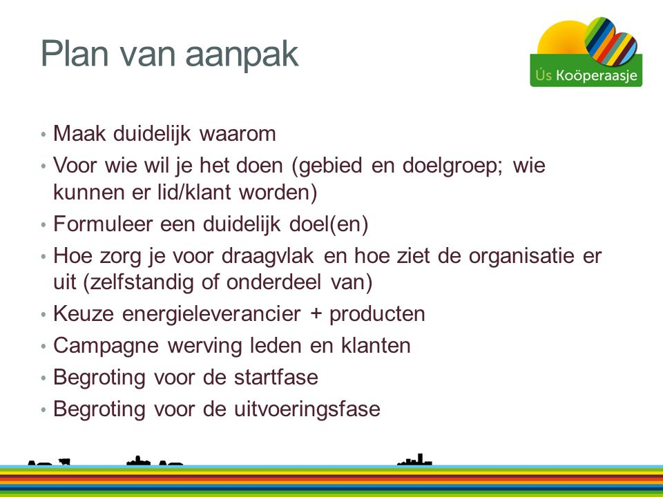 workshop Energiecoöperaties 12 mei ppt download