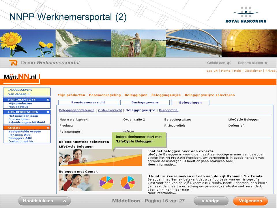 NNPP Werknemersportal (2)
