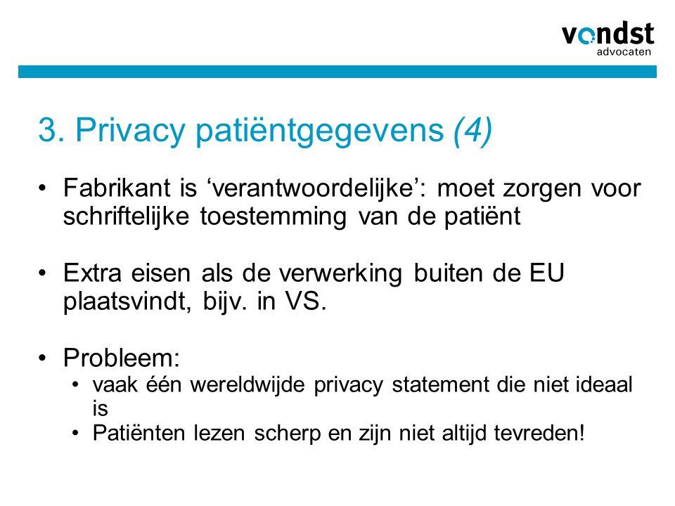 3. Privacy patiëntgegevens (4)