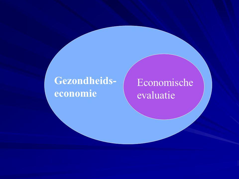 Gezondheids-economie