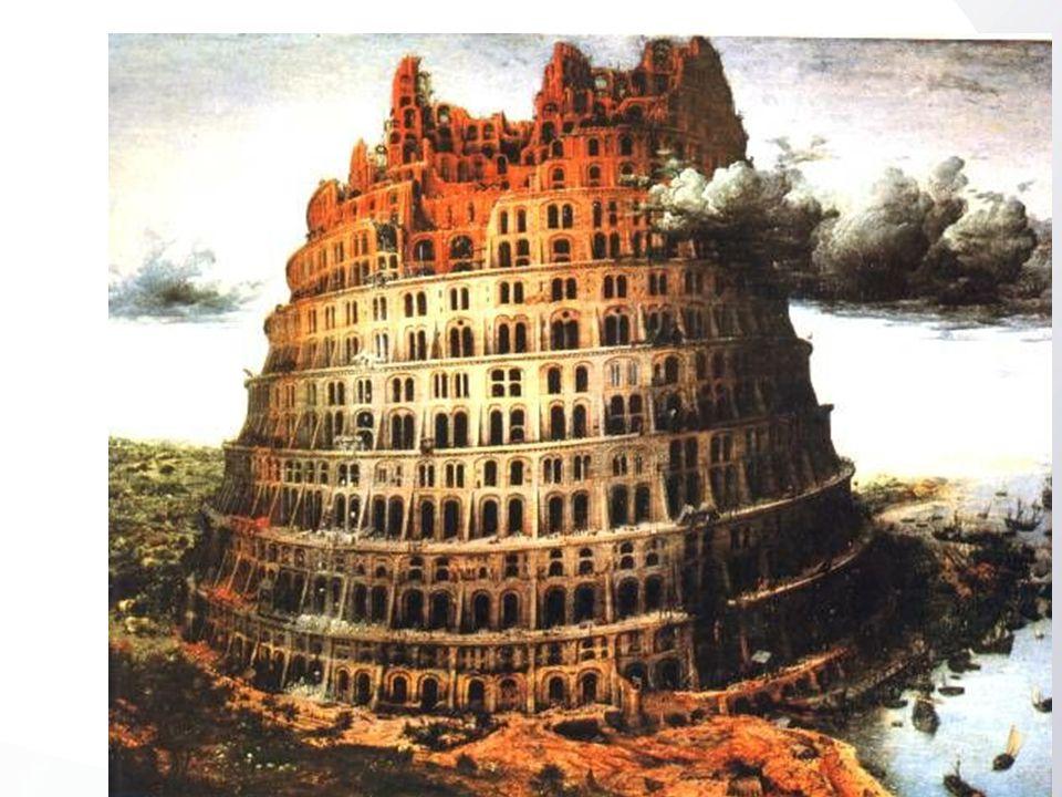 Toren van Babel: symbool voor meertaligheid en verwarring