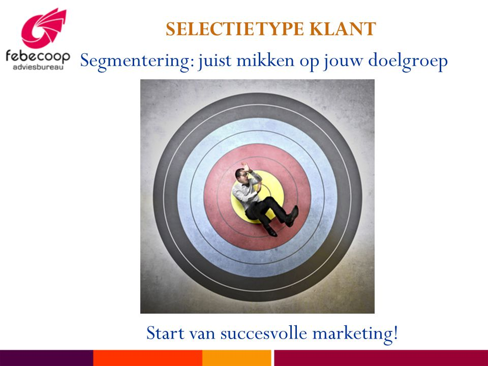 Start van succesvolle marketing!