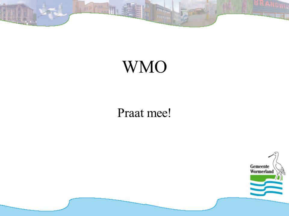 WMO Praat mee!