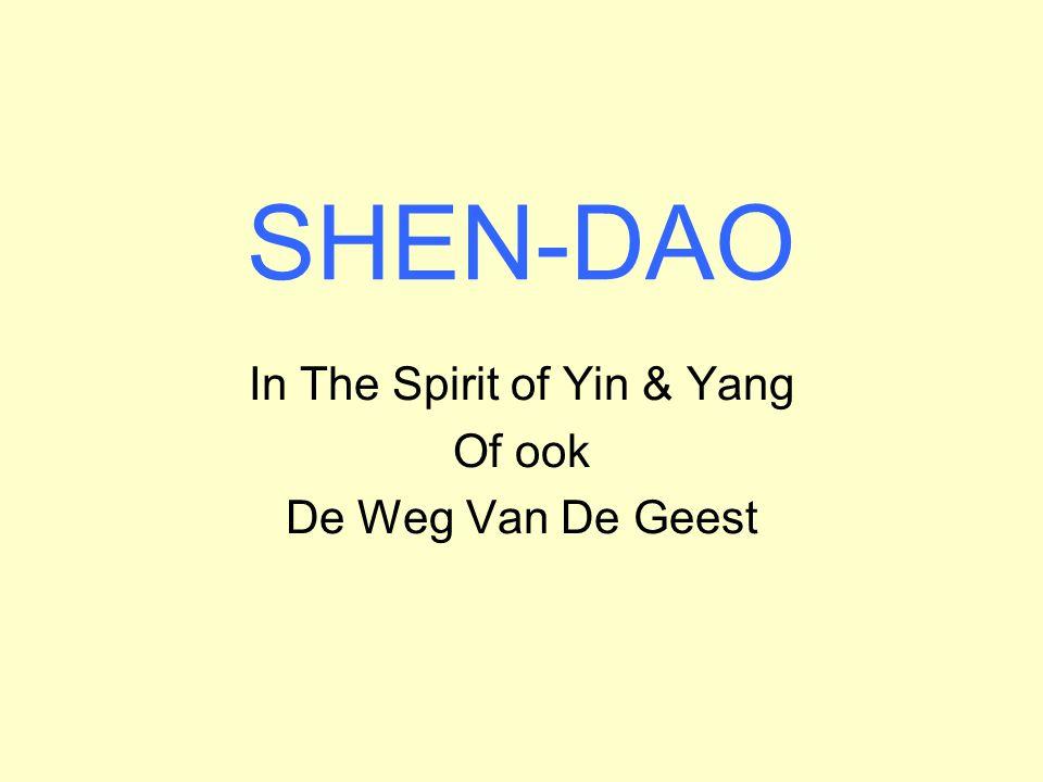 In The Spirit of Yin & Yang Of ook De Weg Van De Geest