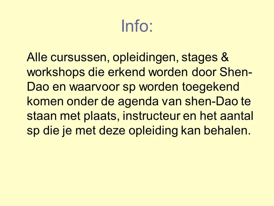 Info: