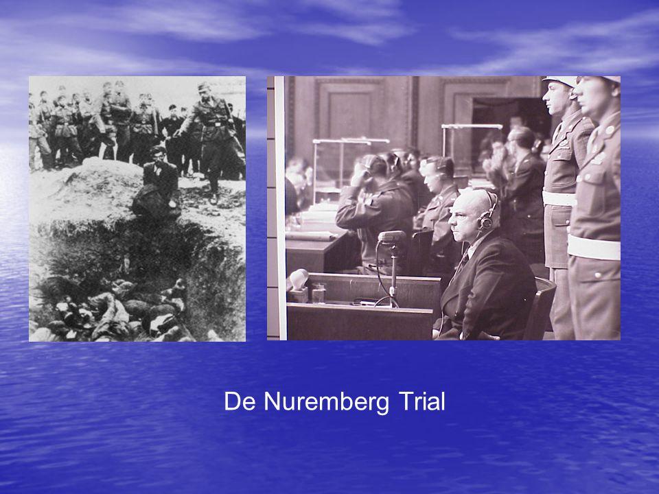 De Nuremberg Trial
