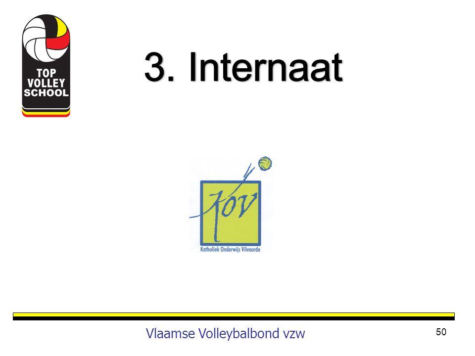 3. Internaat Vlaamse Volleybalbond vzw