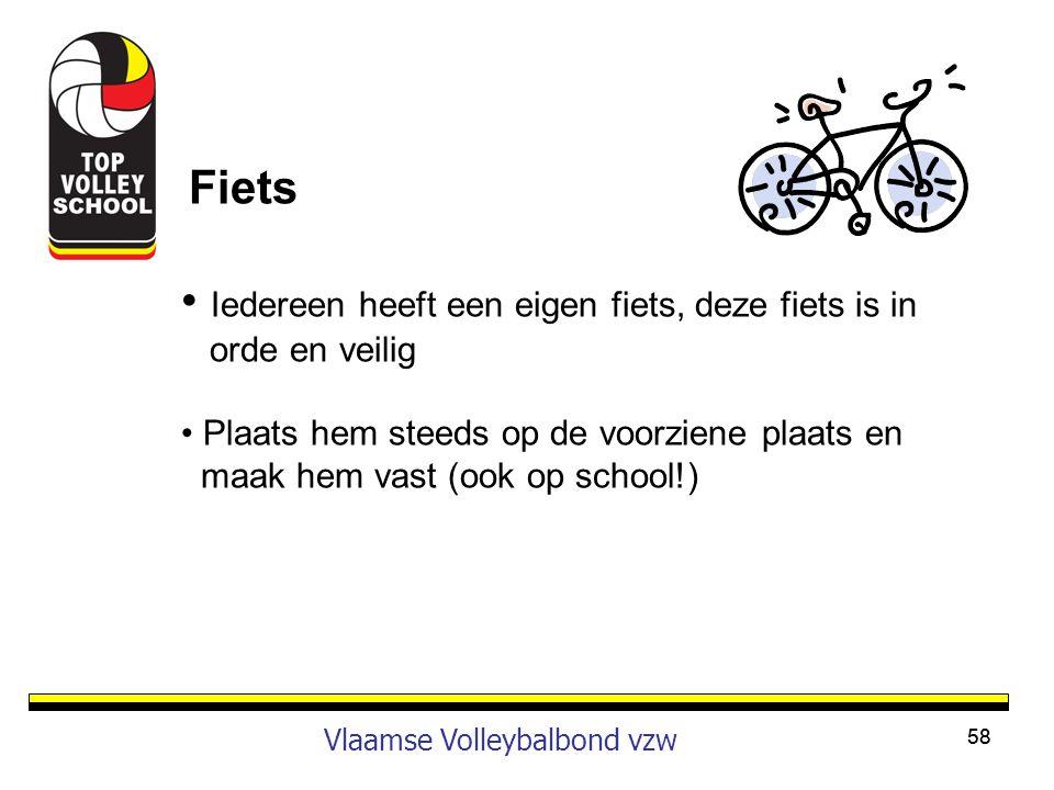Iedereen heeft een eigen fiets, deze fiets is in