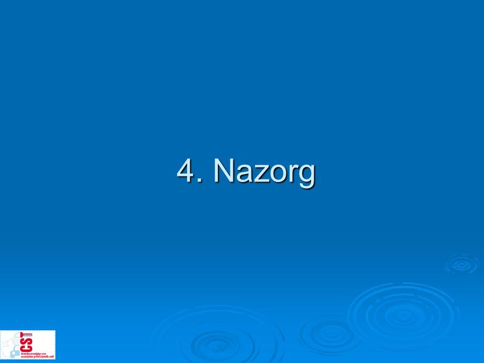 4. Nazorg