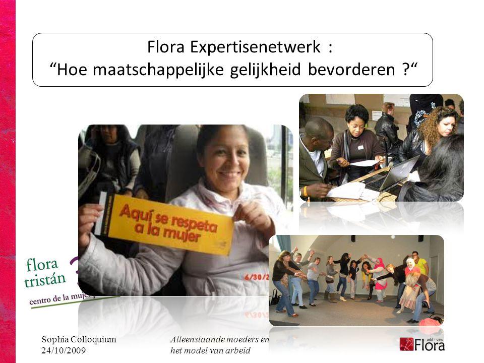 Flora Expertisenetwerk : Hoe maatschappelijke gelijkheid bevorderen
