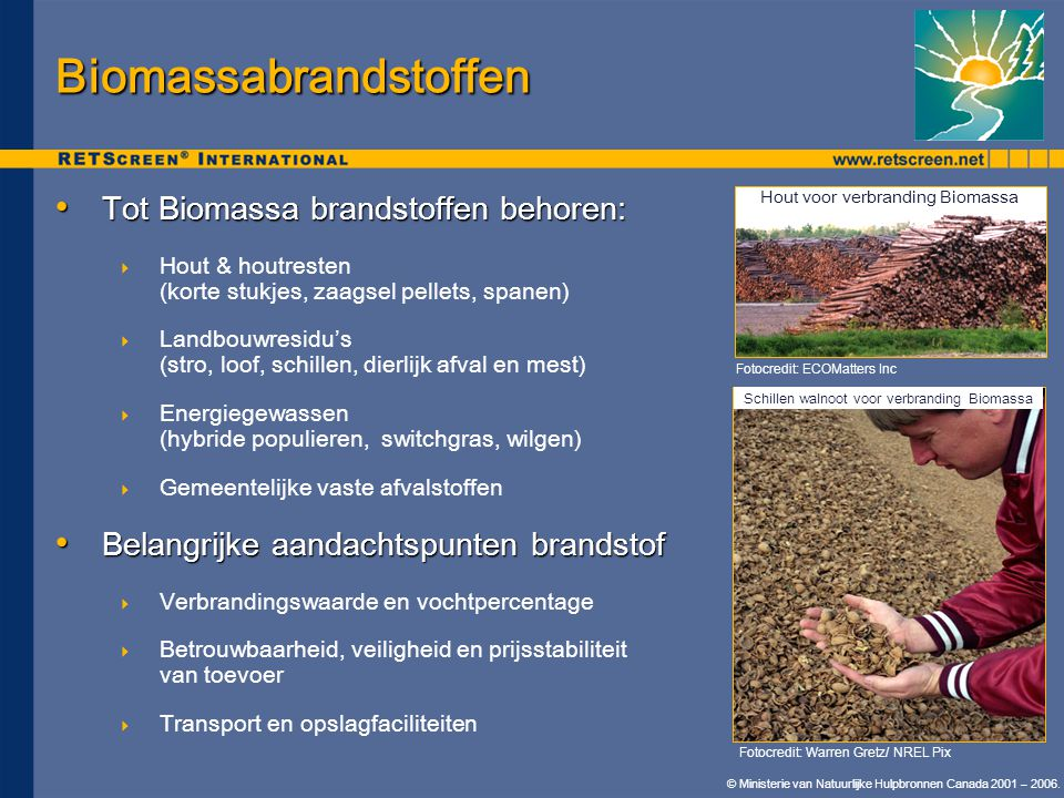 Biomassabrandstoffen