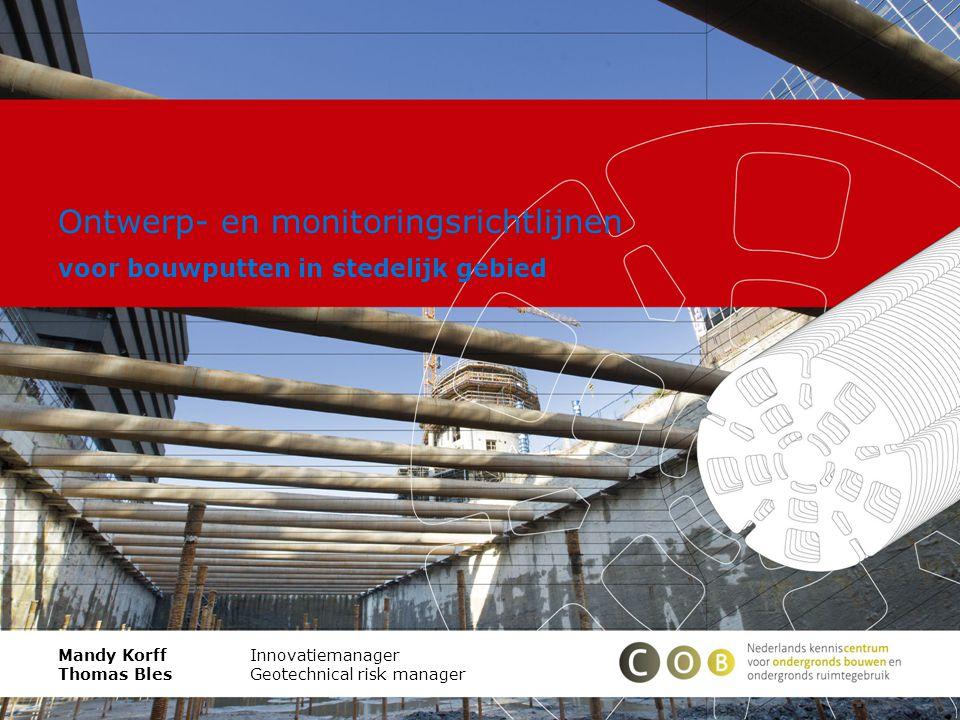 Ontwerp- en monitoringsrichtlijnen