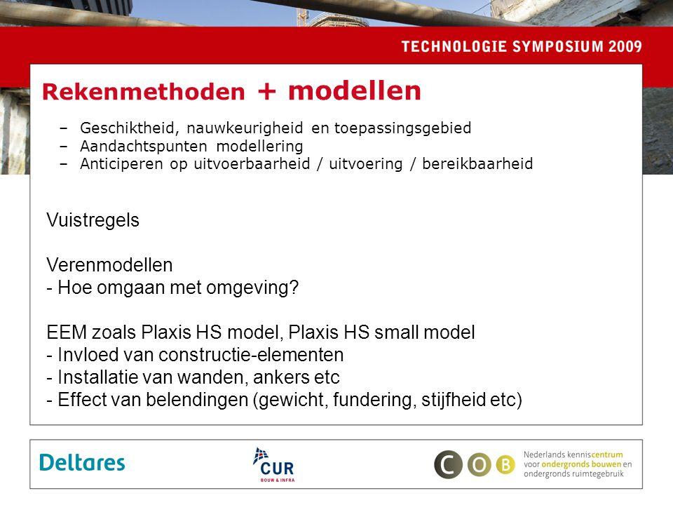 Rekenmethoden + modellen