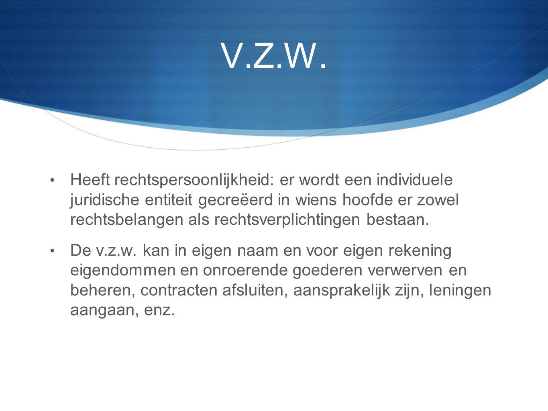 V.Z.W.