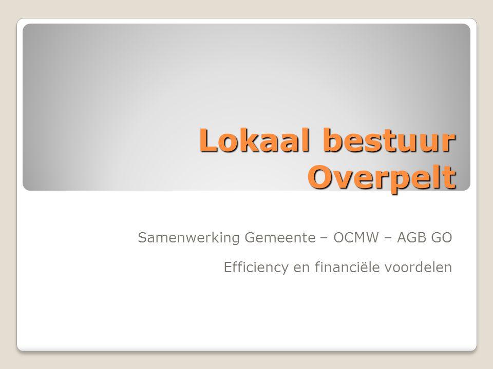 Lokaal bestuur Overpelt